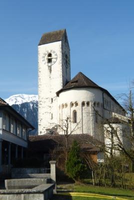Amsoldingen Kirche